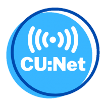 CUNet Logo (Transparent)